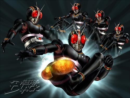 Kamen Rider Black 01/51