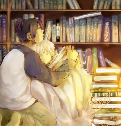 Shion et Nezumi <3