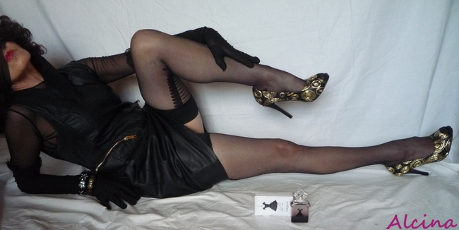 La petite robe noire ...