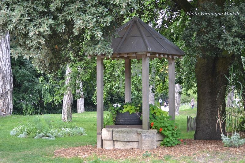 La photo du weekend : Le puits (décoratif)