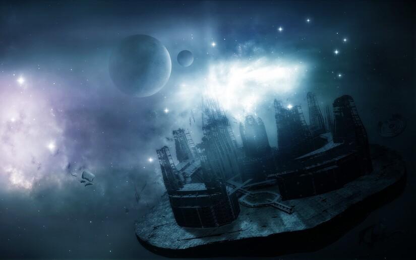 L'Univers - 5 belles images
