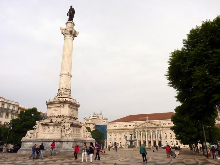 Place Dom Pedro IV