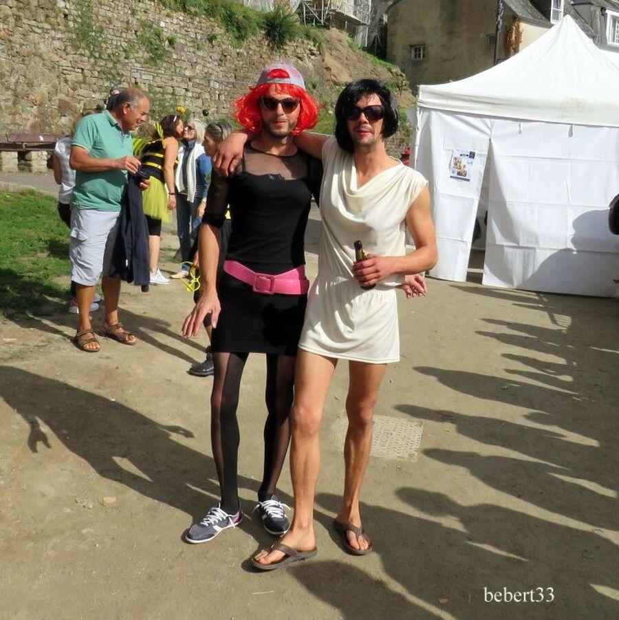 la fête à Auray-Goustan - 4
