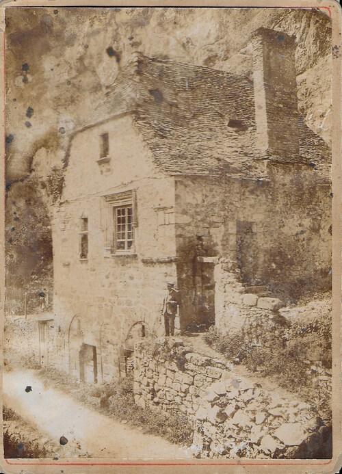 Rocamadour en 1900...et  après...