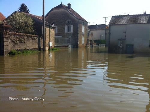 Innondations 2013.