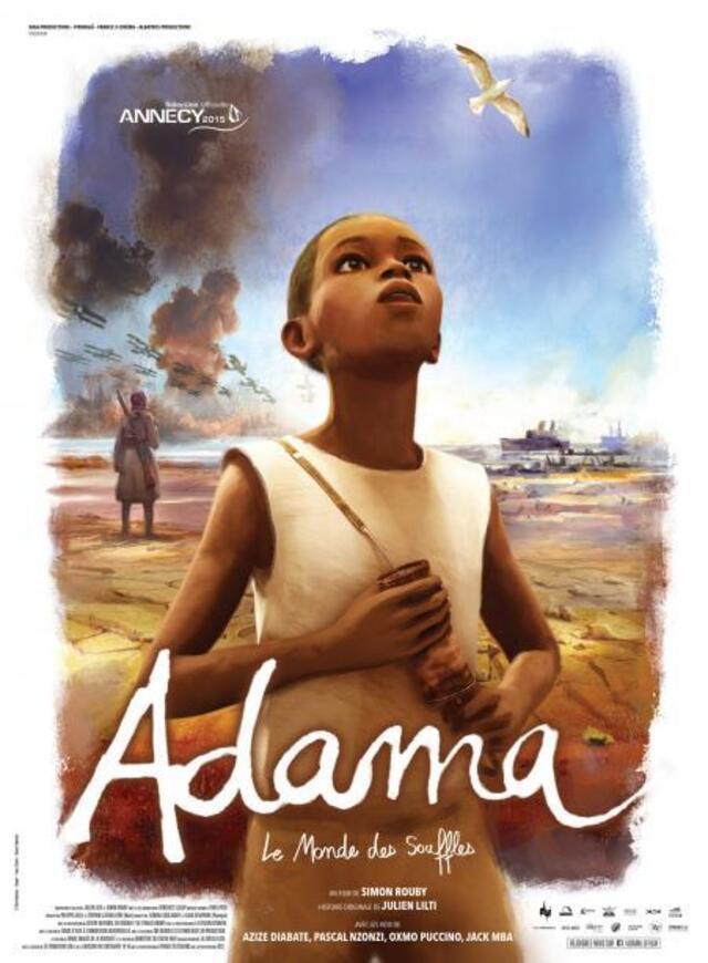 FILM ADAMA - UNE TRES BELLE RENCONTRE AVEC SIMON ROUBY REALISATEUR
