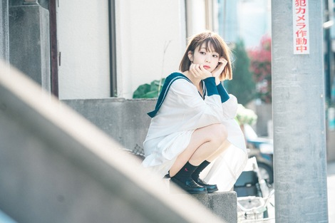 Models Collection : ( [Bokutira./ぼくチラ。] - |2019.06.10 Upload No.004| Eri Akiyama/秋山依里 )