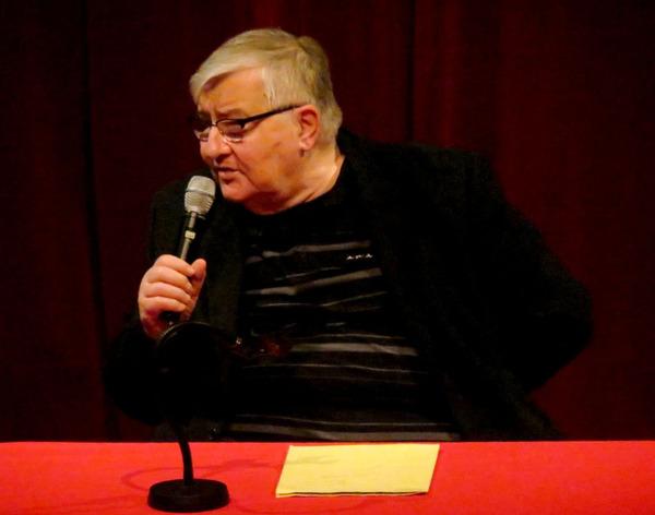 Une superbe conférence de Jean-Marie Pelt, a eu lieu le vendredi 4 avril,  au Théâtre Gaston Bernard de  Châtillon sur Seine !!