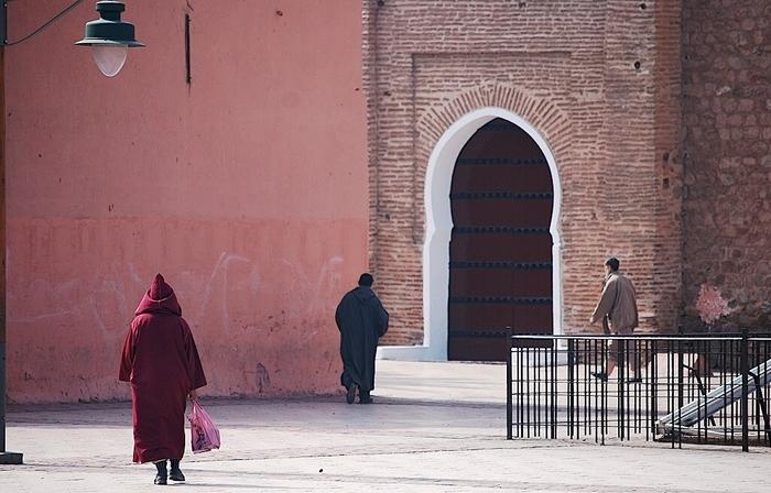 La Koutoubia à Marrakeck
