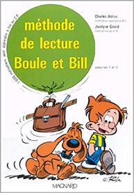 methode lecture boule et bill