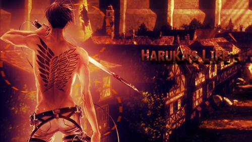 Thème Levi [Haruka's Life]