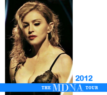 The MDNA Tour 2012