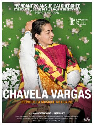 film Chavela Vargas
