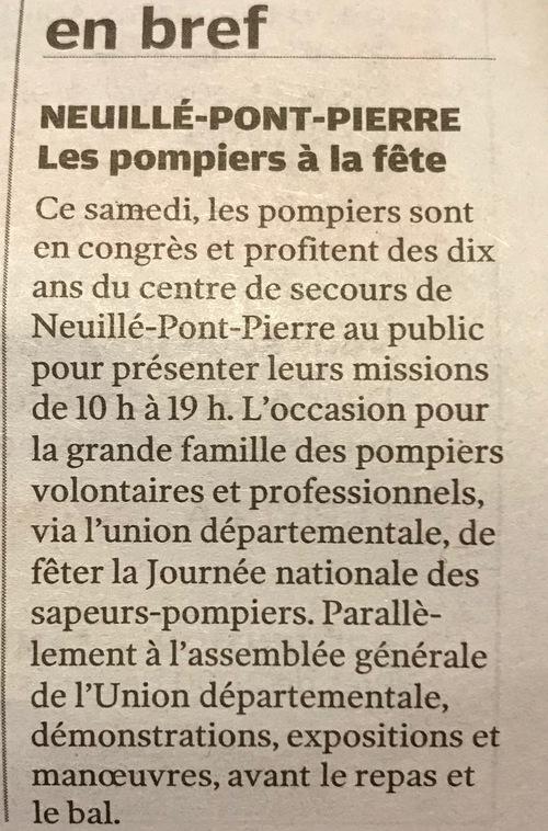 LES POMPIERS DE NPP