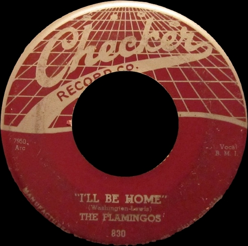 "The Flamingos : CD "" First Flight - 1953-1956 "" SB Records DP 46  [ FR ]"