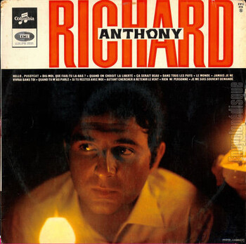 Richard Anthony, 1966 album