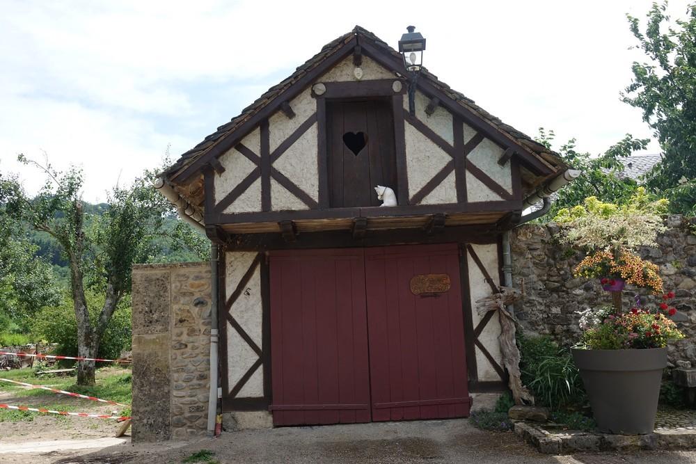 Sainte-Eulalie-d'Olt, Cité des Arts...
