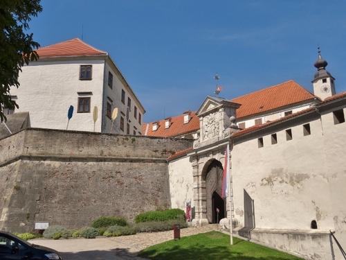 Le çâteau de Ptuj en Slovénie (photos)