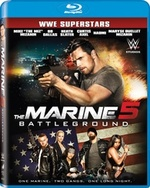 [Blu-ray] The Marine 5 : Battleground