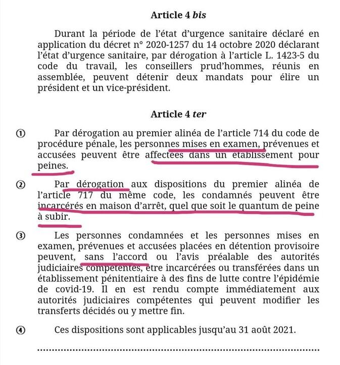 Le plan diabolique de la Cabale pour la France