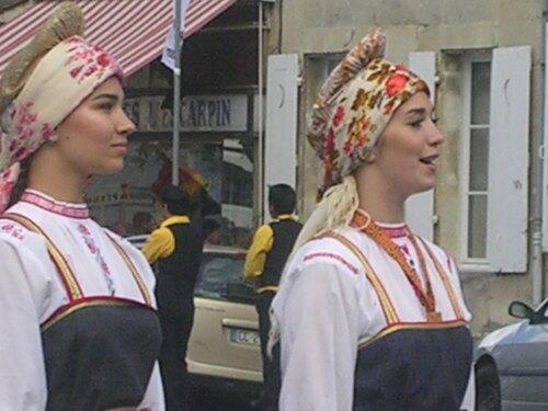 un festival haut en couleur