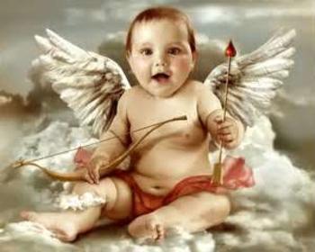 bébé cupidon