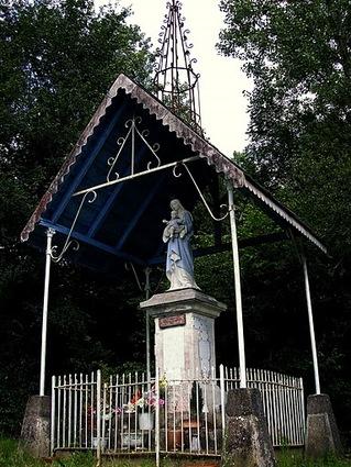 Dému : Notre-Dame du Bernet