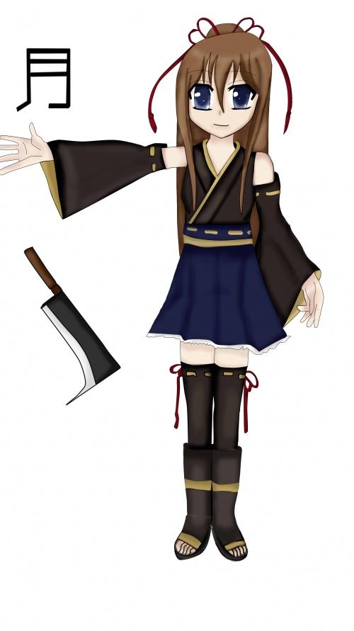 Tsuki ninja