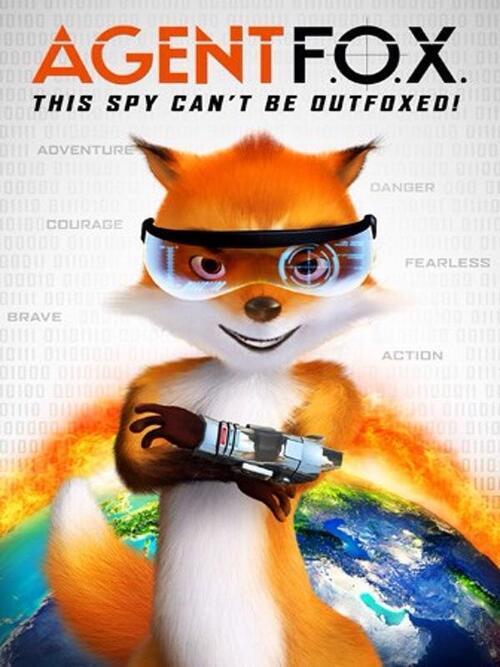 """Bonsoir à l'honneur : """" Agent Fox """""""