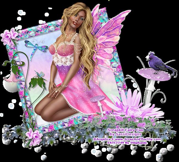 Tag Fairy Fun