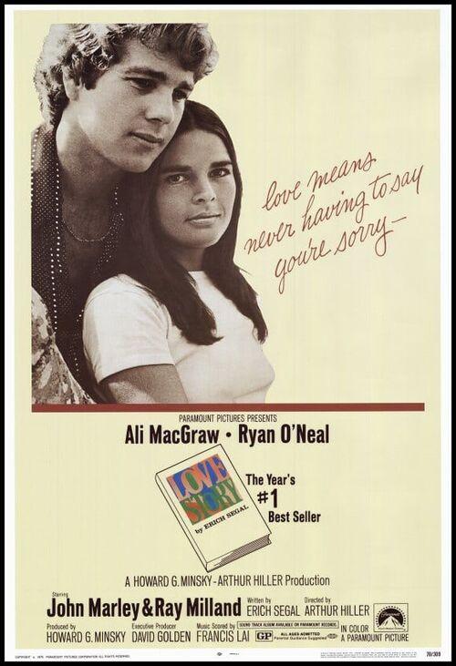 1970/Love Story