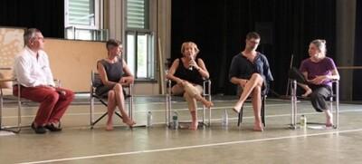 dance ballet ballet class vienna stage