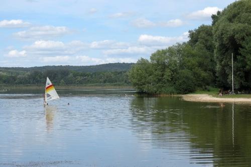 Promenade au lac de Marcenay...