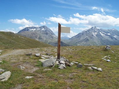 panorama Col de Sollières