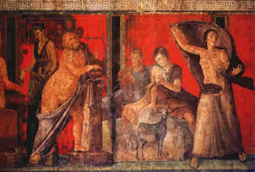 Spirit cooking, crime rituel jovien