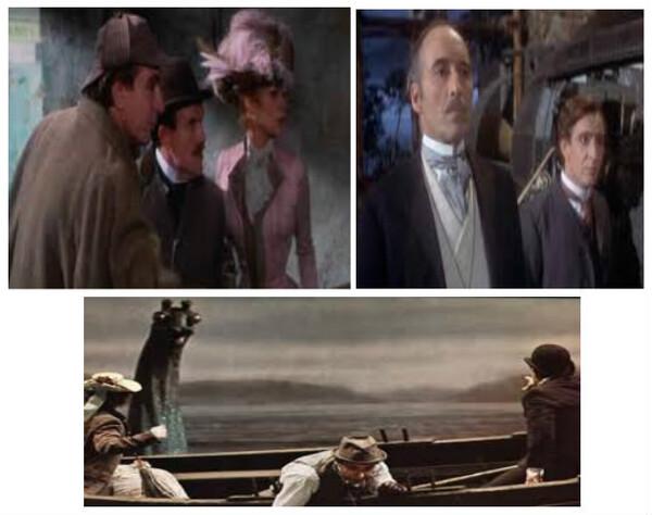 La Vie privée de Sherlock Holmes (1970)