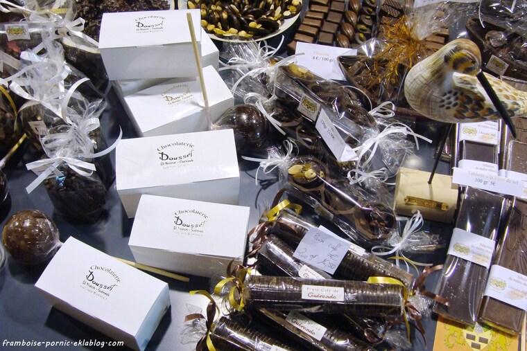 Marché du Chocolat et des Saveurs au Croisic