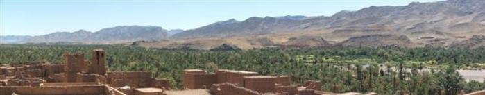 Balade dans le Sud Marocain