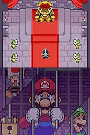 J'arrive Mario !!