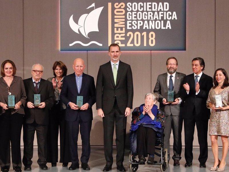 Premios de la Sociedad Geográfica