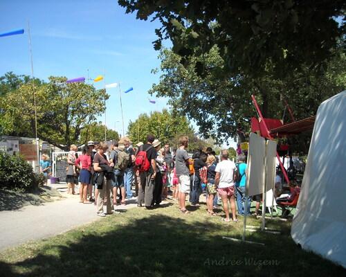 "Festival ""Dehors!"" 2014...Portes les Valence 26..."