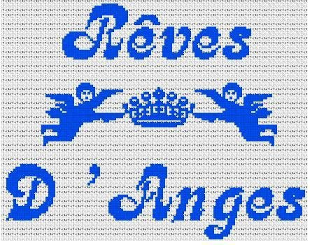 reve d'ange bleu