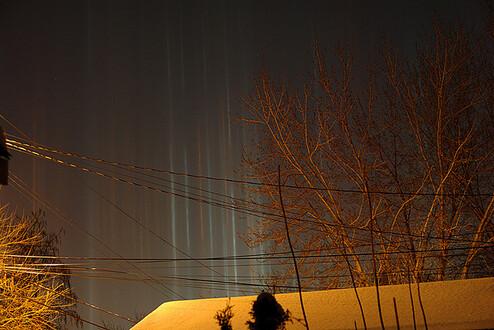Les Piliers de Lumière (2)