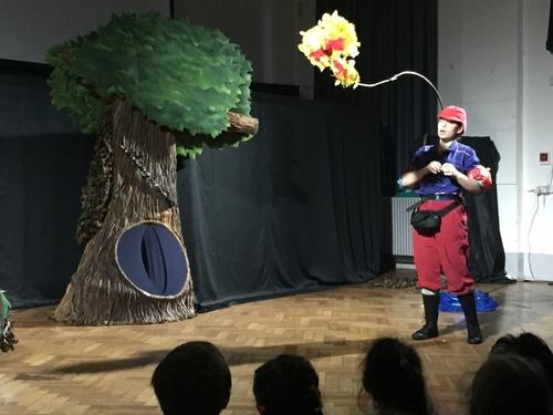 Du théâtre à l'école