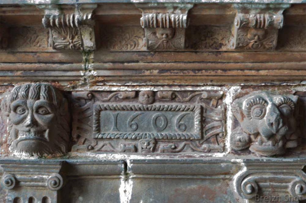 Guimiliau - depuis 1606