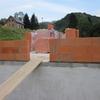 elévation des murs en briques 002