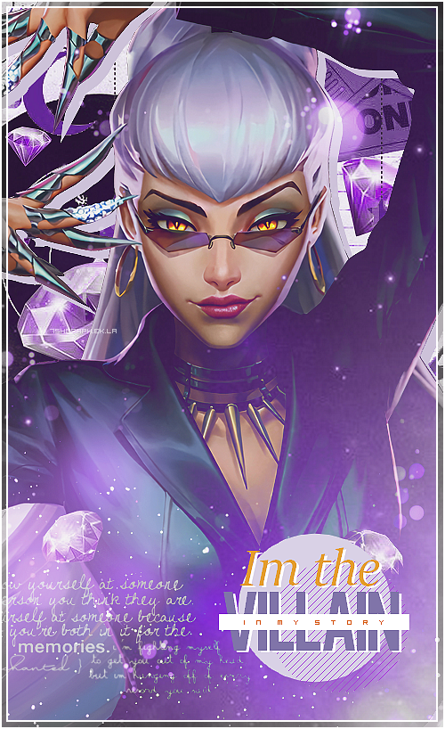 Evelynn - Im the Villain.