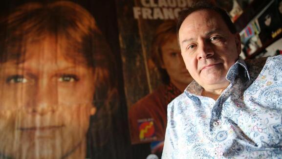«Claude», un Arlonais grand fan de Cloclo, va offrir un très joli cadeau à la fille cachée du chanteur