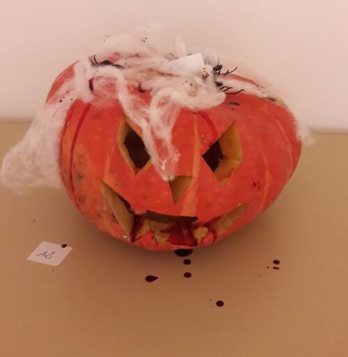 Pumpkin Contest aux Gaudinettes #8