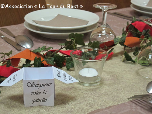 Banquet médiéval : bis sed non repetita